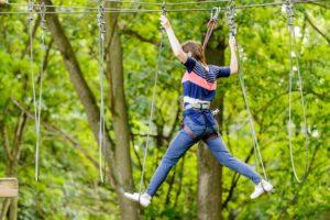 Ouverture de La Forêt d'Acrobates pour la saison 2016