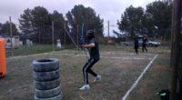 partie d'archery tag