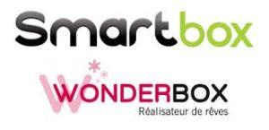 Smartbox et Wonderbox