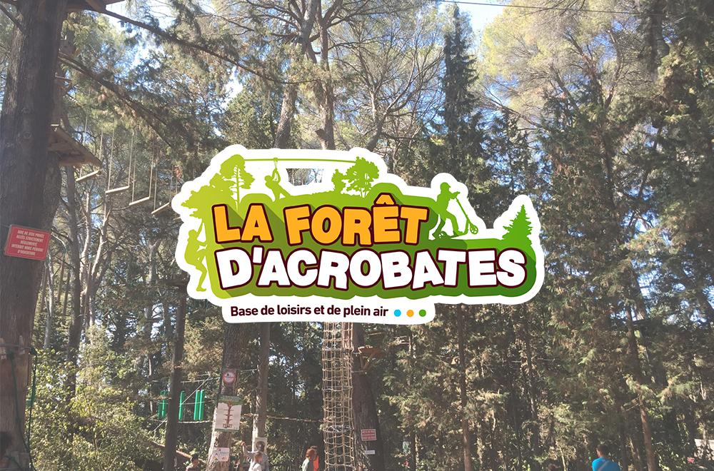 La Forêt d'Acrobates