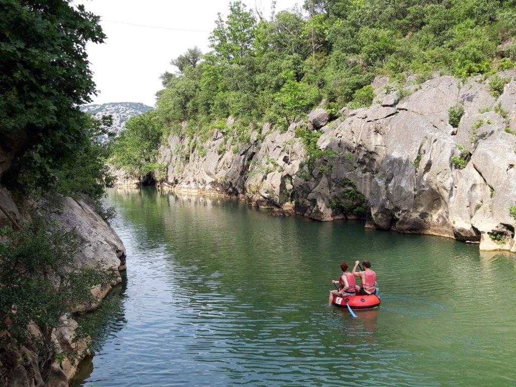 Location Bouée au sein des Gorges de l'Hérault